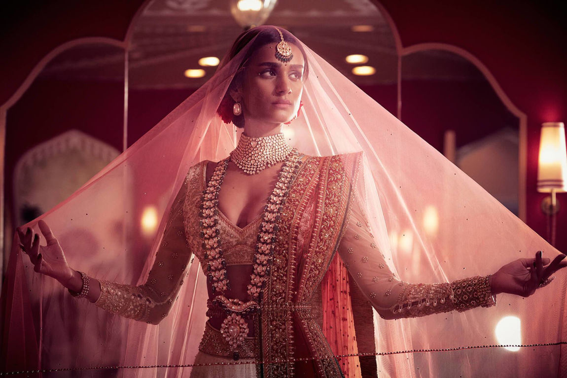 Picture for category Heavy Lehengas